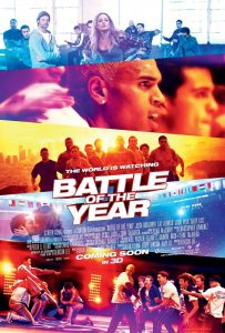 Battke if the Year film poster